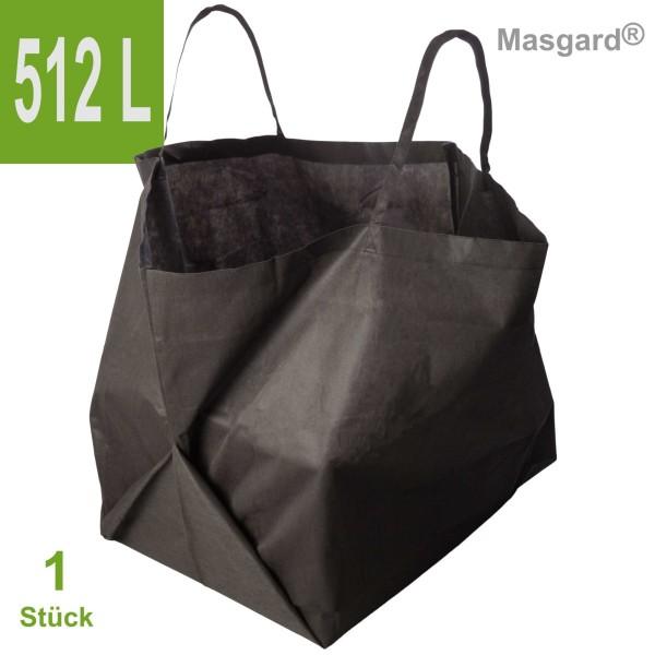 Atmungsaktiver Kompostsack Gartensack 512 L