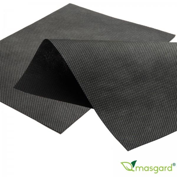 Unkrautvlies 1,00 m x 100,00 m - 100 m² - 150 g/m² - schwarz - auf Rolle