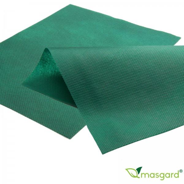 Unkrautvlies 1,00 m x 20,00 m - 20 m² - 80 g/m² - grün - gefaltet